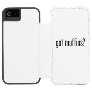 got muffins incipio watson™ iPhone 5 wallet case