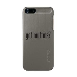 got muffins incipio feather® shine iPhone 5 case