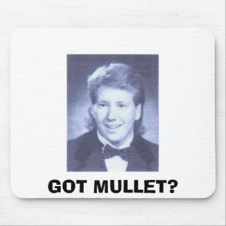 GOT MULLET? MOUSE PAD