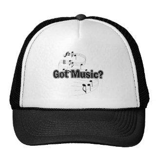 Got Music Trucker Hats