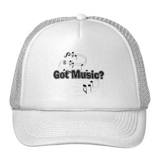 Got Music? (Notes 2) Hat