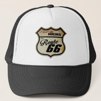 Got My Kicks Trucker Hat