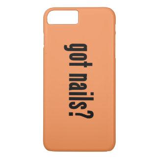 got nails? iPhone 7 plus case
