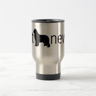 got newf? travel mug