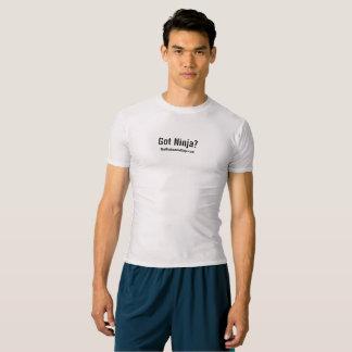 Got Ninja? Compression T-shirt