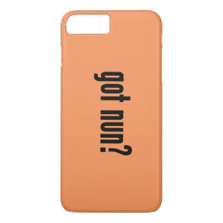 got nun? iPhone 7 plus case