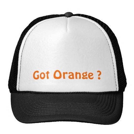 Got Orange Cap? Hat