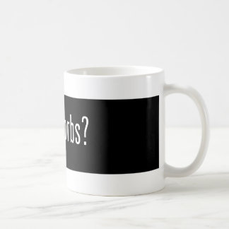 Got Orbs Black Mug