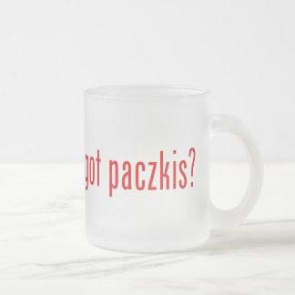 got paczkis? coffee mugs