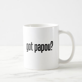 got papou mugs