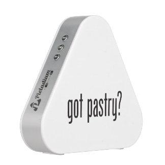 got pastry bluetooth speaker