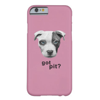 Got Pit Barely There iPhone 6 Case