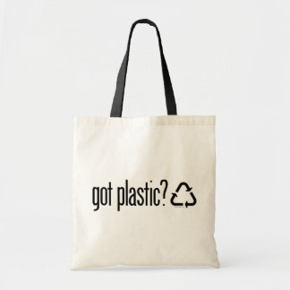got plastic? Recycling Sign Bags