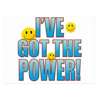 Got Power Life B Postcard