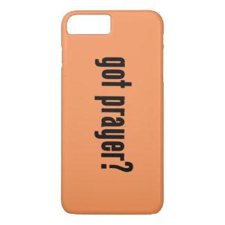 got prayer? iPhone 7 plus case