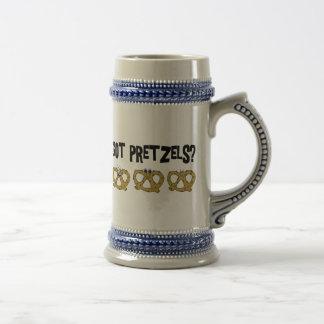 Got Pretzels? Mugs