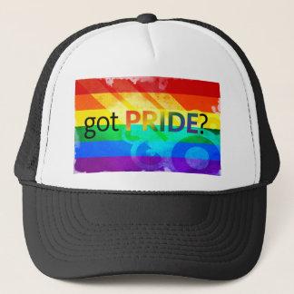 Got Pride LGBT Flag Trucker Hat