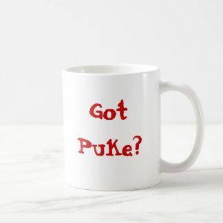 Got Puke? Coffee Mug