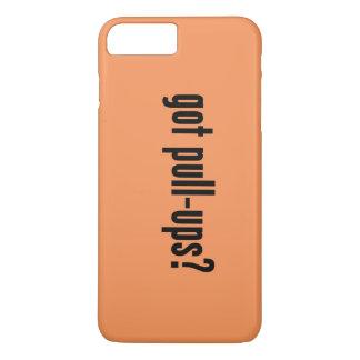 got pull-ups? iPhone 7 plus case