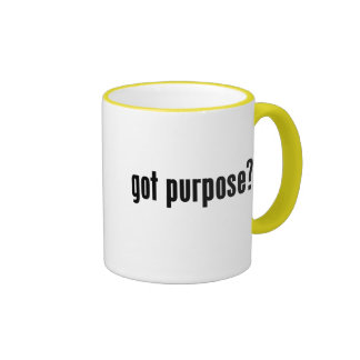 got purpose? mugs