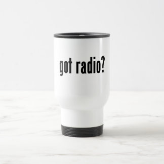 got radio? mugs