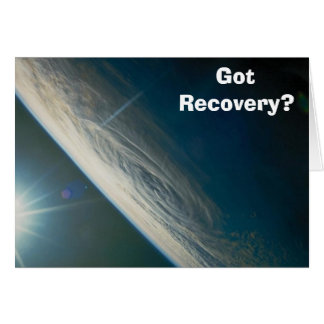 Got Recovery? Card