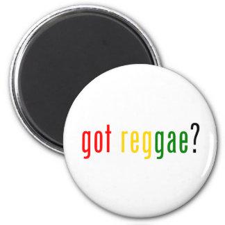 got reggae? magnets