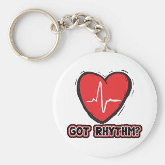 Got Rhythm Key Chain