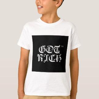 Got Rich Logo T-Shirt