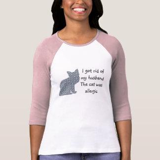 Got Rid of My Husband T-Shirt