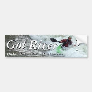 Got River? II Bumper Sticker