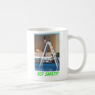 GOT SAFETY? COFFEE MUG