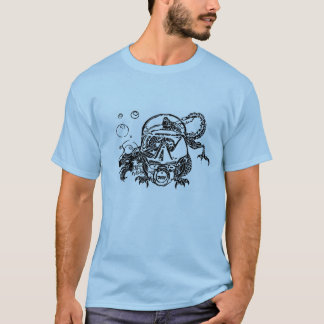 Got Salt - Underwater Hunter T-Shirt