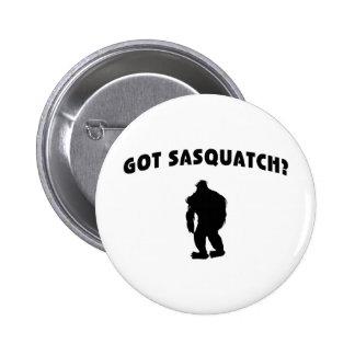 Got Sasquatch Buttons