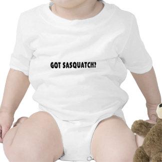 Got Sasquatch? Baby Bodysuit