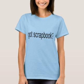 Got Scrapbook? Scrapbooking T-Shirts and Gifts