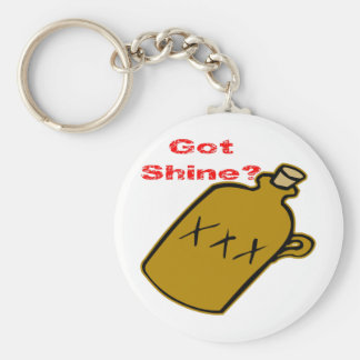 Got Shine? Key Ring