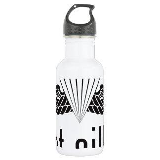 got silk - black 532 ml water bottle