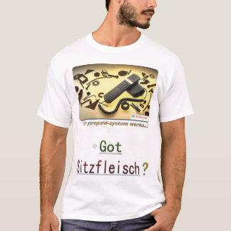 Got Sitzfleisch? T-Shirt