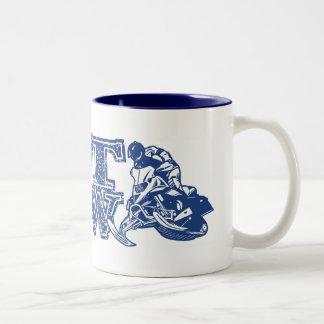 Got-Snow-Bumper-in-Blue Two-Tone Mug