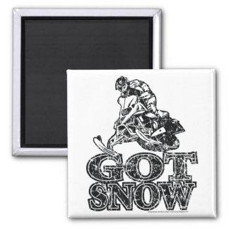 Got-Snow-Distressed Magnet
