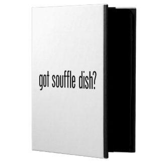 got souffle dish iPad air case