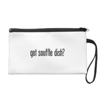 got souffle dish wristlet purses
