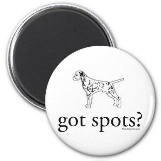 got spots? magnet