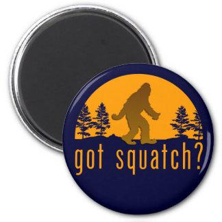 Got Squatch Fridge Magnet
