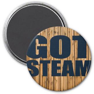 Got Steam Steam Locomotives Magnet