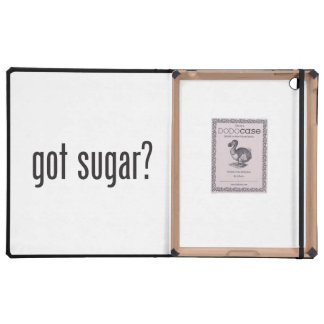got sugar cases for iPad