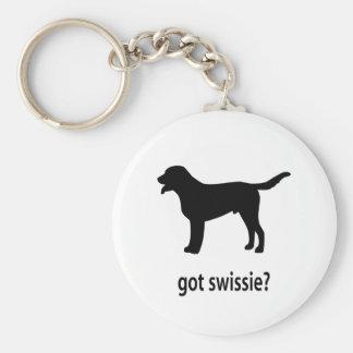 Got Swissie Key Ring