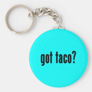 got taco? key chains