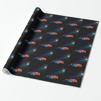 Got to LOVE the Corvette Wrapping Paper